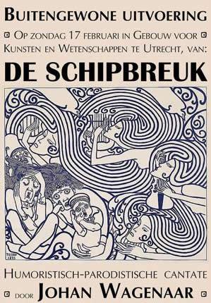 Affiche De Schipbreuk