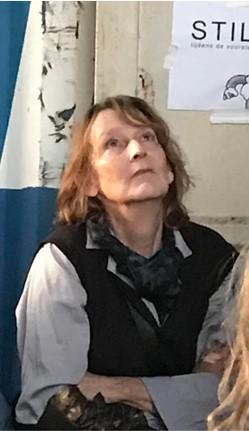Foto Florentine wachtend bij Thijl repetitie